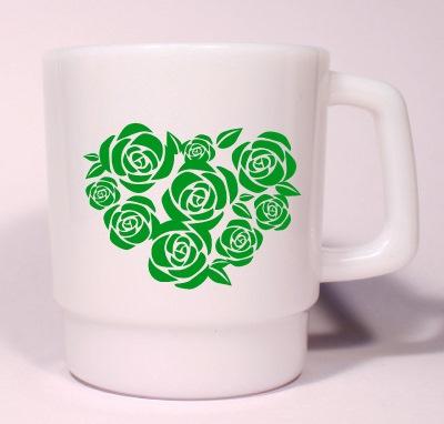 オリジナルマグカップ製作します